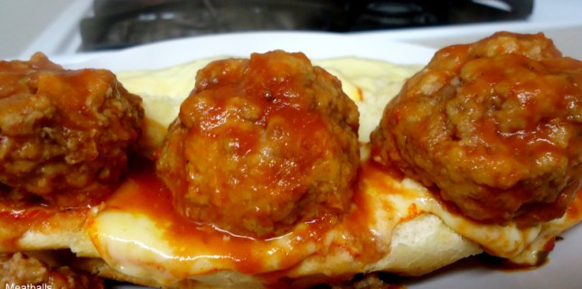 The best homemade meatball recipe