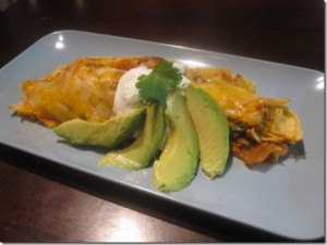 pumpkin enchilada recipe