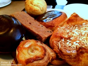 Inman Square Brunch at Puritan & Company Pastry Basket