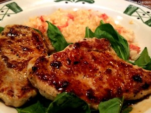 Olive Garden Chicken Risotto