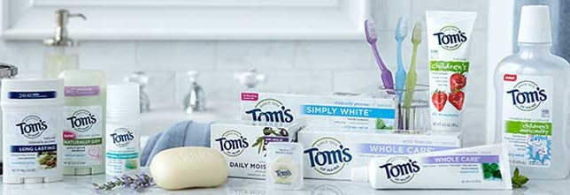 toms of Maine product-packaging