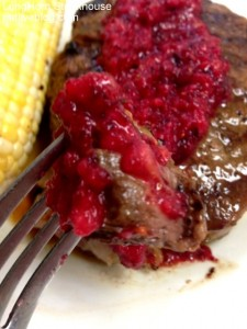 Massachusetts steak