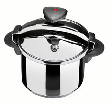 Magefesa Star R Stainless Steel Fast Pressure Cooker from Wayfair.com