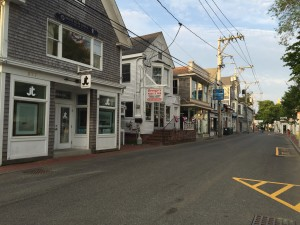 5:00 am on Commercial Street is almost as peaceful and beautiful as the beach.