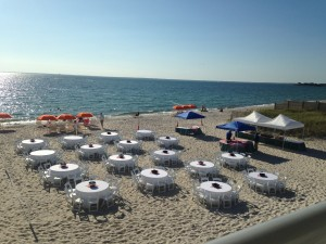 Sea Crest Beach Hotel Shore Dinner is a real cape cod dining experience on Old Silver Beach in Falmouth, MA