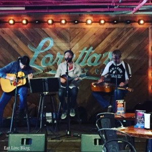 Lorettas Blue Grass Brunch Live Music